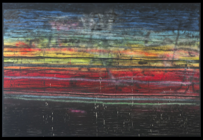 Sterling ruby flatsurface contemporary art blog for Sterling ruby paintings
