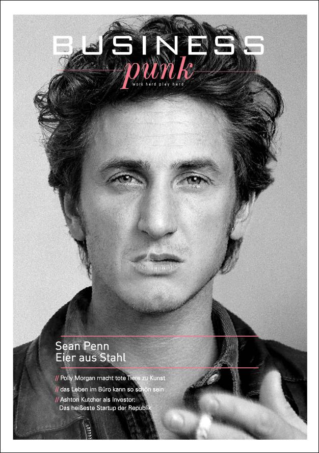 business punk magazine cover redesign sandra hartmann