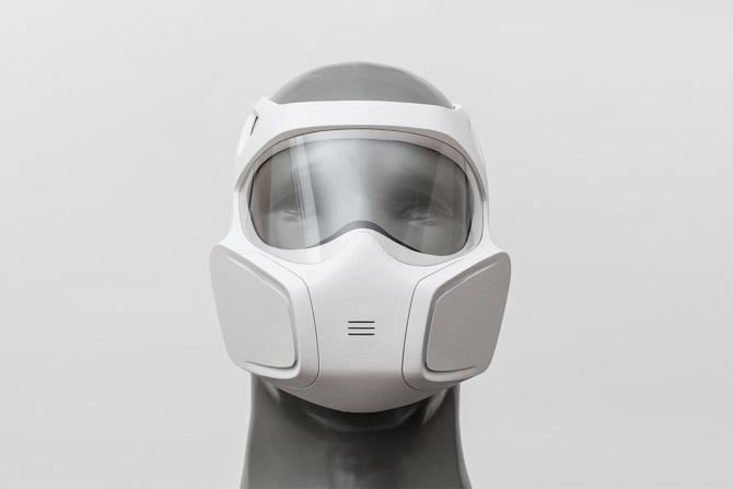 Social Gas Mask Zlil Lazarovich